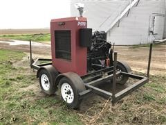 Case IH P170 Portable Irrigation Power Unit