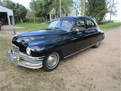 1949 Packard Super 4D 4 Door Sedan