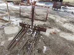 JLG UVS47 Crane Pallet Lift