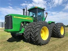 2002 John Deere 9320 4WD Tractor