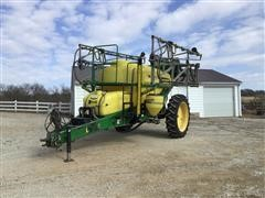 2008 Top Air TA112 Sprayer