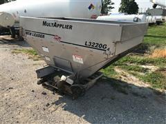Highway Equipment MultApplier Fertilizer Spreader