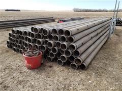 """30' 8"""" Gated Aluminum Pipe"""