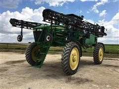 2009 John Deere 4730 Self Propelled Sprayer