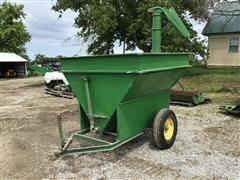 grain-O-vator 10 Auger Wagon