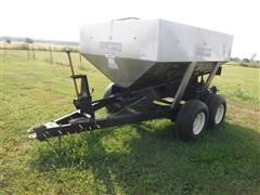 Adams Stainless Steel 5 Ton Dry Fertilizer Spreader
