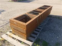 Behlen Mfg Heavy Duty Steel Frames