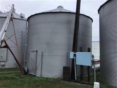 Butler 21' Diameter Grain Bin