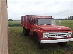 1961 Ford F-600 Dump Truck