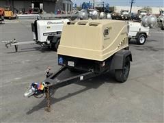 2008 Ingersoll Rand Air Source 185 Compressor