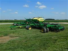 2013 John Deere 1990CCS Air Drill