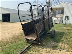 Winkel Portable Livestock Loading Chute