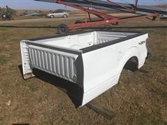 2013 Ford F150 Pickup Bed