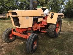 1970 J I Case 970 Agri King 2WD Tractor
