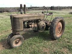 1944 John Deere A 2WD Tractor
