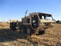 1985 Oshkosh M977 8x8 Hemtt Truck