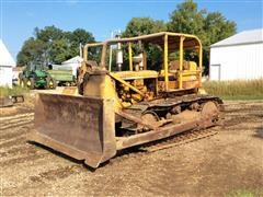 1955 International TD-18A Dozer