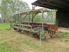 6 Row Planter/Transplanter