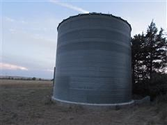 Hi-Plains Perfection Grain Bin