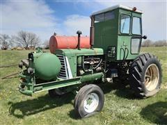 Oliver 99 Custom Reversed 2WD Tractor