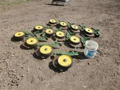 John Deere 2x2 Fertilizer Coulters