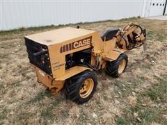 Case Minisneaker Landscaping Vibrating Plow