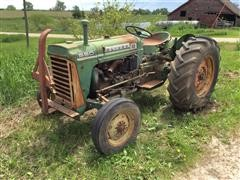 1962 Oliver 550 2WD Tractor