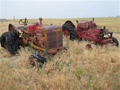McCormick Deering W9 Parts Tractors