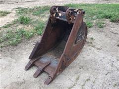 Geith Excavator Bucket