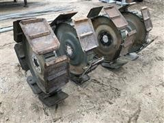 Chief Walker Steel Pivot Wheels