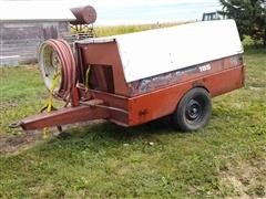 Chicago Pneumatic 185 Air Compressor