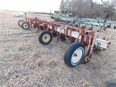 Lilliston 3-Pt Folding Row Crop Rolling Cultivator