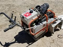 2011 Husqvarna Soff-Cut X4000 Concrete Saw