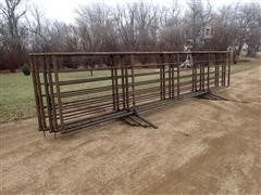 2019 What Else Welding 24' Freestanding Cattle Panels
