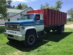 1979 Chevrolet C70 Cheyenne Grain Truck