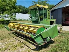 John Deere 2250 Self Propelled Windrower