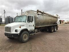 2001 Freightliner FL80 T/A Bulk Feed Truck