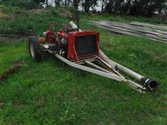 "Gardner Denver 4"" Type B Irrigation Pump W/Chrysler Power Unit"