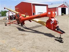 Westfield MK 100-61 Auger W/Swinging Hopper