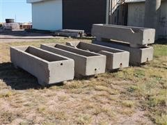 Concrete Water Troughs/Feed Bunks