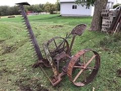McCormick Deering Sickle Mower