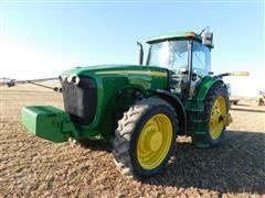 2002 John Deere 8420 MFWD Tractor