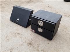 Montezuma & Brute Tool Boxes