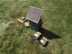 Solar, Electric, & 12V Fencers