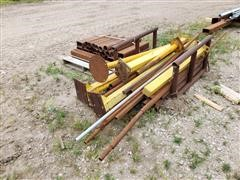 Behlen Security Gates/Angle Iron/Square Tubing