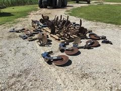 Blu-Jet Anhydrous Shanks, Coulters, & Closing Discs