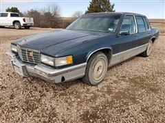 1992 Cadillac Deville (FWD) Car