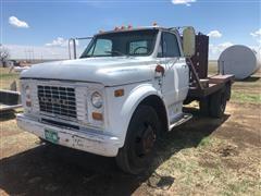 1972 GMC 5500 Wrecker/Tow Truck
