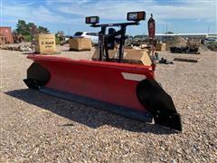 Western Pro Plow Pickup Mounted Snow Plow