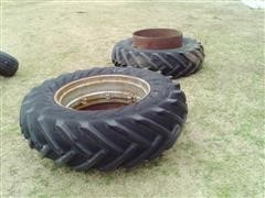 Goodyear Tractor Tires With Rims